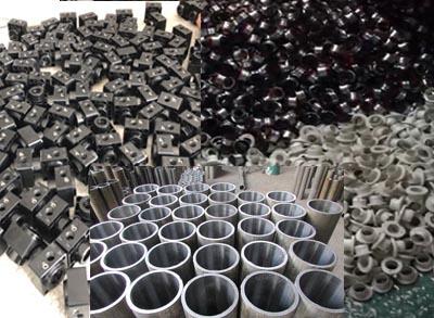 斯麦特——生产材料
