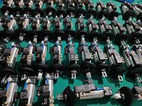 防尘罩气缸 木工机械行业批量订货