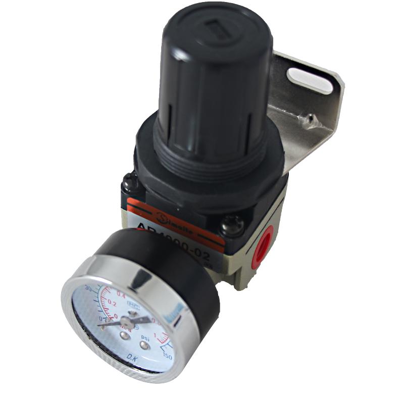 气动精密调压阀_AR3000-02系列调压阀|气动调压阀|无锡斯麦特自动化科技有限公司