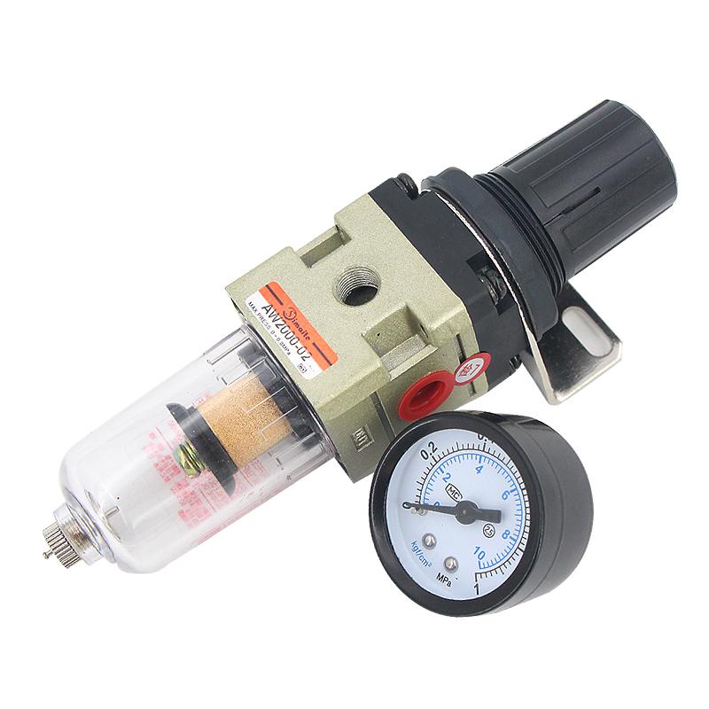 过滤调压阀AW1000-M5~5000-06/10系列