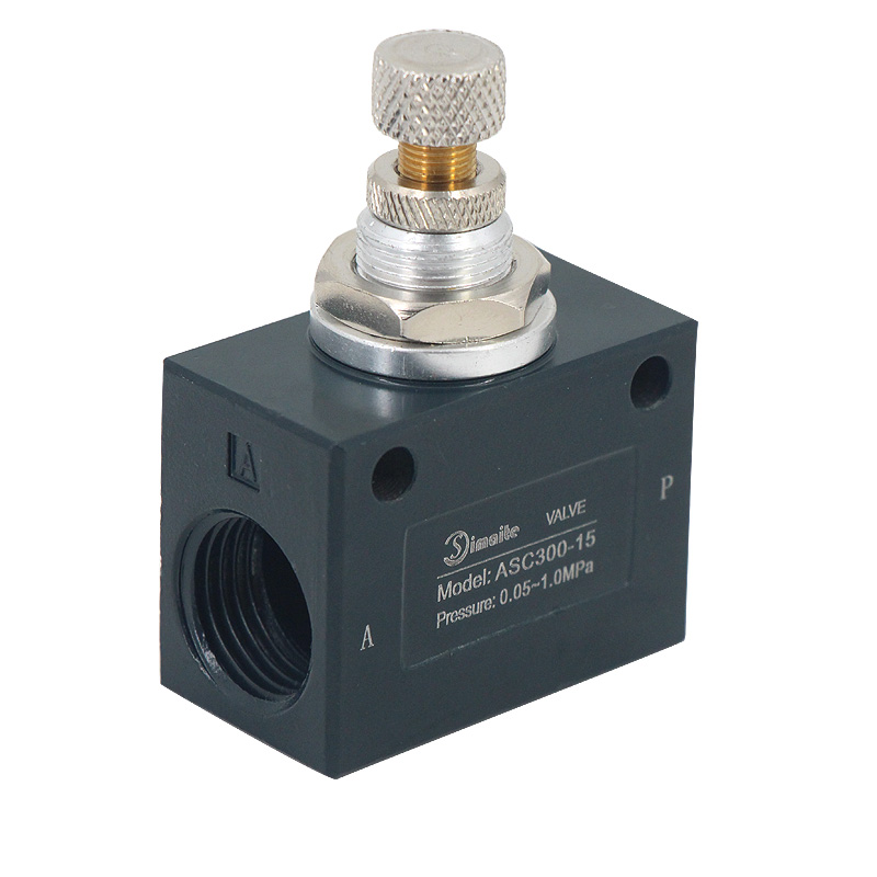 ASC系列单向节流阀