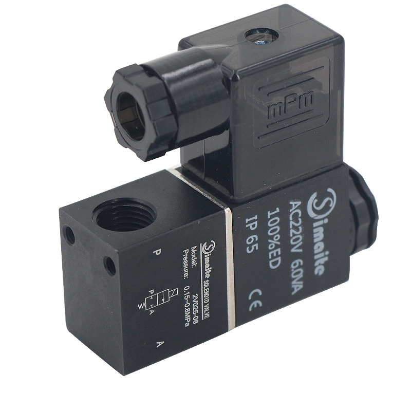 2v025-08系列电磁阀